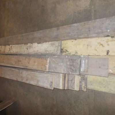 Job Lot Reclaimed Straight Edge Victorian Floor Boarding Pine